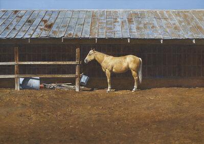 Scott Gentling, 'Palomino Horse', ca. 1978