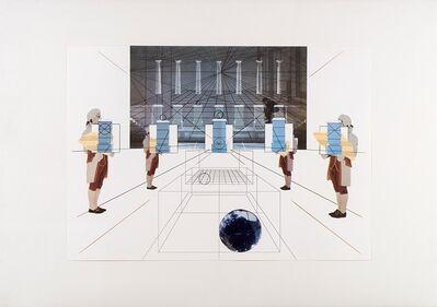 Giulio Paolini, 'L'offerta musicale', 2009