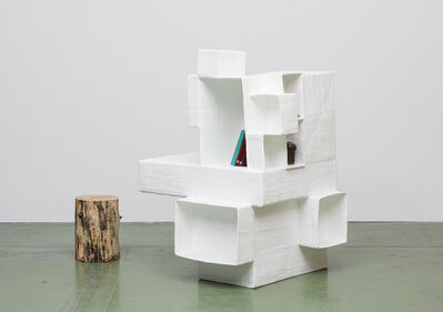Andrea Zittel, 'Aggregated Stacks, #3 B', 2011