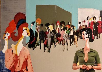 Jackie Fuchs, 'Jackie's Gallery Opening ', 2019