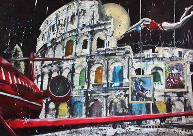 Mauro Paparella, 'The desecrated eternity', 2020