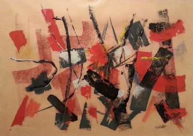 John Von Wicht, 'Untitled', ca. 1955