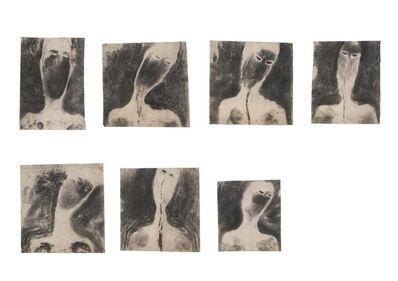 Miriam Cahn, 'L.I.S geburtstag', 1988