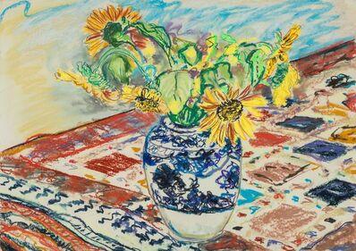 Bill Sullivan, 'Sunflowers', 1987