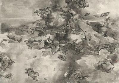 Tai Xiangzhou 泰祥洲, 'Jade Adrift in Heaven 片玉浮空', 2016