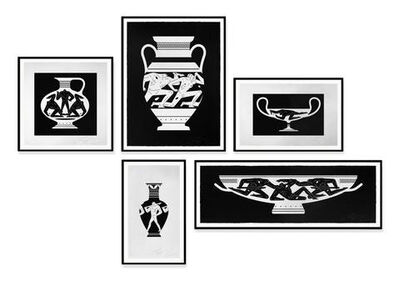 Cleon Peterson, 'End of Empires Set 2 (Set of 5)', 2018