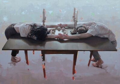 Johan Barrios, 'Sustained ( Sostenido )', 2020