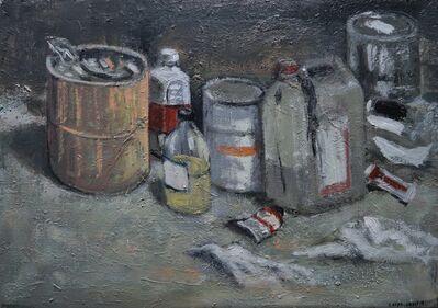 Albert Hadjiganev, 'Parterre d'atelier',