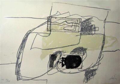 Antoni Tàpies, 'S.T.', 1968
