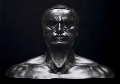 Kepa Garraza, 'Benito Mussolini', 2016
