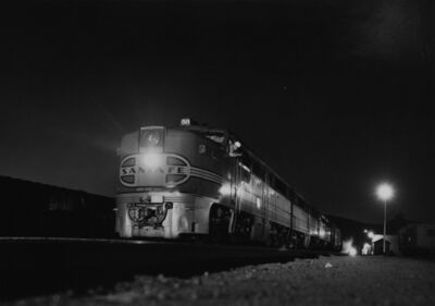 Richard Steinheimer, 'At SF Grand Canyon East Bound At Mojave, CA East Bound', 1952