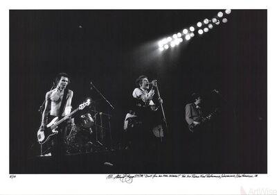 Michael Zigaris, 'Sex Pistols', 1978