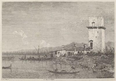 Canaletto, 'La Torre di Malghera', ca. 1735/1746