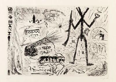 A.R. Penck, 'Concept', 1983