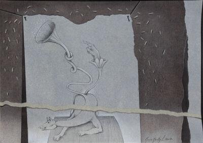 Mario Martin del Campo Mario, 'PERRO CON TROMPETA ', 2013