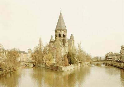 Elger Esser, 'Metz I Frankreich', 2010