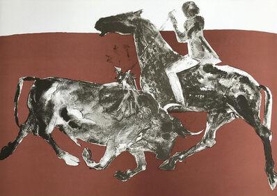 Elisabeth Frink, 'Rejoneadora I', 1973