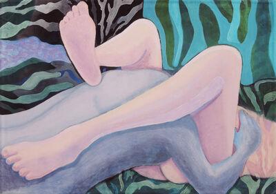 Max Maslansky, 'Hidden Burrow (Pillowcase)', 2017