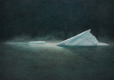 Li Donglu, 'Ice', 2012