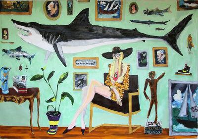 Bradley Wood, 'Shark', 2016