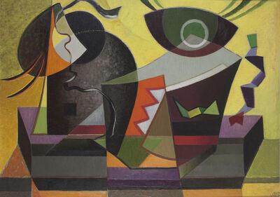 Werner Drewes, 'Composition #268', 1942