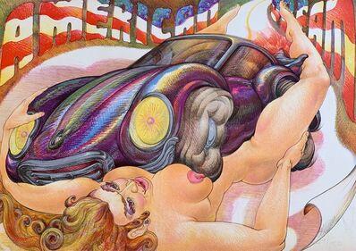 Luis Jimenez, 'American Dream', 1972