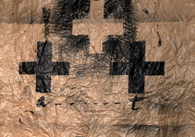 Antoni Tàpies, 'Untitled', 80'
