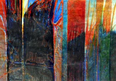 Arthur Polonsky, 'Composition', ca. 1990