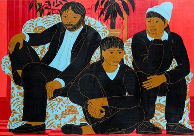 Norman Gilbert, '(The) Three Boys in Black', 1987
