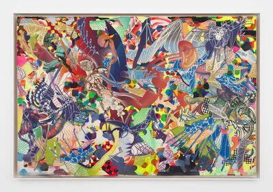 Frank Stella, 'Moksha (Singapore II)', 1995