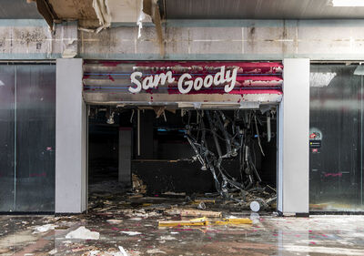 Phillip Buehler, 'Sam Goody, Wayne Hills Mall, Wayne, NJ', 2019