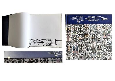"""Phil Frost, '""""PHIL FROST"""", 2008, SIGNED, Exhibition Catalogue, First Edition, UNIQUE', 2008"""