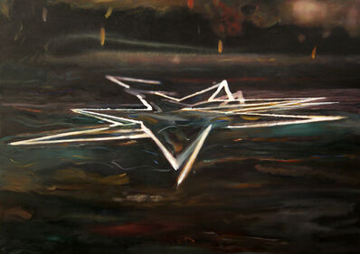 Mirel Vieru, 'Drifting Star IV', 2019