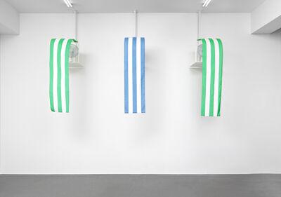 Daniel Buren, 'Westwind', 2010