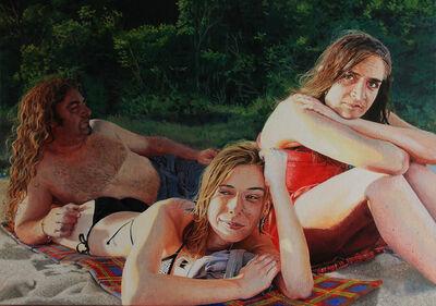 Tanya Atanasova, 'Connected II', 2017