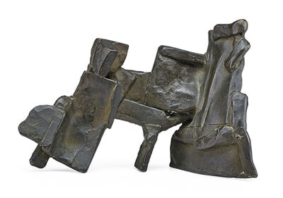 Peter Voulkos, 'Early abstract sculpture', 1960