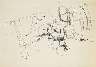 Alina Szapocznikow, 'Paysage humain (du cycle « Paysages humains »)', 1971-1972