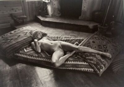 Jack Welpott, 'Sherry', ca. 1970