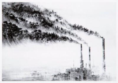 Pejac, 'A Forest', 2018