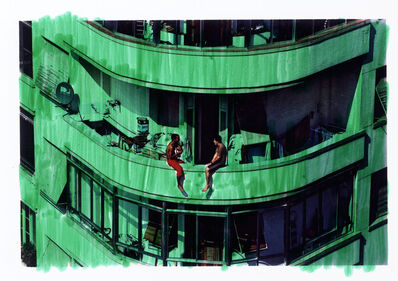 Felipe Morozini, 'The City that Has Been Painted II', 2007