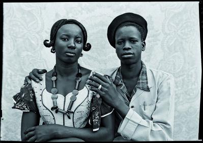 Seydou Keïta, 'Malian couples', 1949