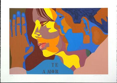 Judith Lauand, 'TE A MOR', 2012