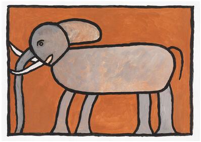 Judy Kensley McKie, 'Elephant', undated