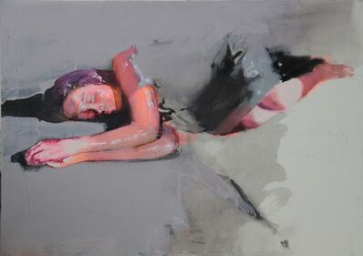 Natalya Zaloznaya, 'Sleeping', 2018