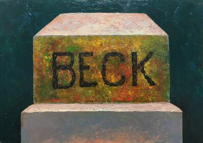 Ken Beck, 'Homage to Painting', 2004