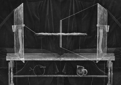 Zeke Berman, 'Axe Diptych', 1988