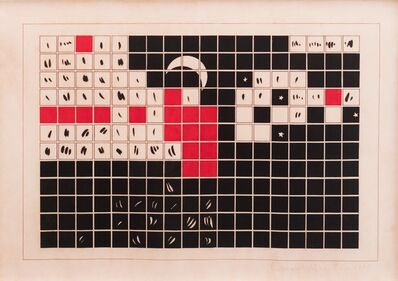 Anna Maria Maiolino, 'untitled', 1980