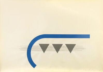 Gary Kuehn, 'Berliner Serie', 1979