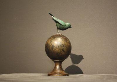 François-Xavier Lalanne, 'Oiseau bleu ', 1979