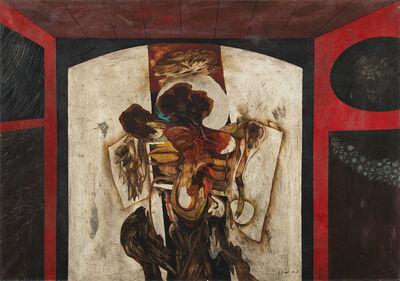 Guido Biasi, 'Two Works: Eloge de la insogne, Procès de Paul Véronès'